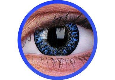 ColourVue Trublends - Blue (2 šošovky mesačné) - nedioptrické