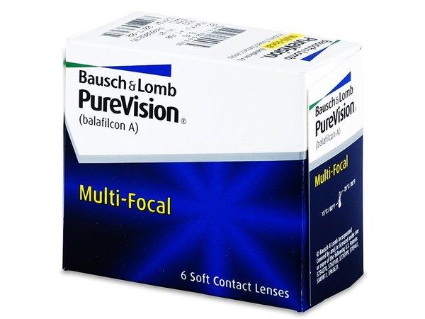 PureVision Multi-Focal (3 šošovky)