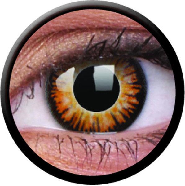 ColourVue Crazy šošovky - Twilight (2 ks jednodenné) - nedioptrické - exp.08/2020