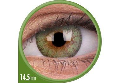 ColourVue Cheerful - Fresh Green (2 šošovky mesačné) - nedioptrické