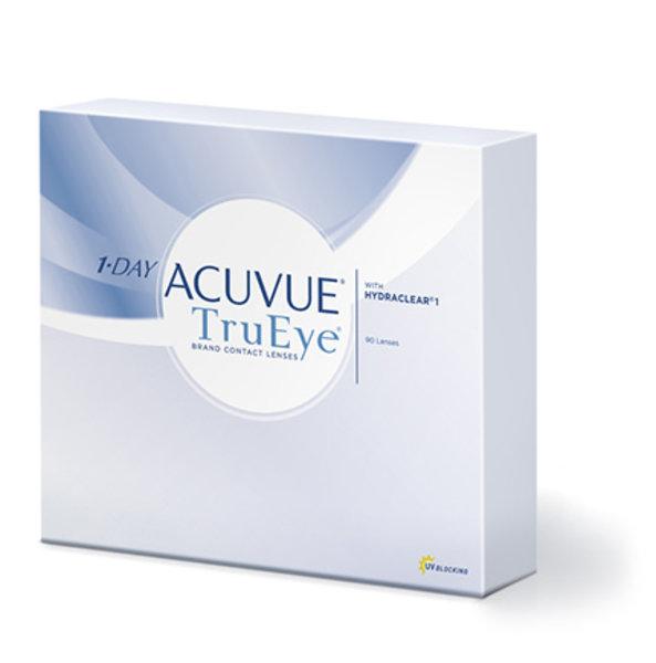 1-Day Acuvue TruEye (90 čoček) - Výpredaj - Exp. 11/2021