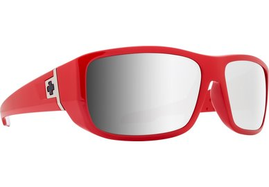 Slnečné okuliare SPY  Mc3 Red - Silver spectra