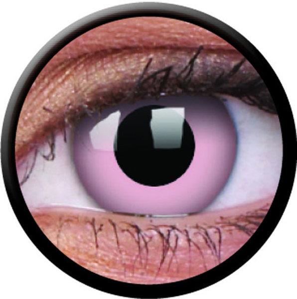 ColourVue Crazy šošovky - Barbie Pink (2 ks trojmesačné) - nedioptrické-exp.09/21