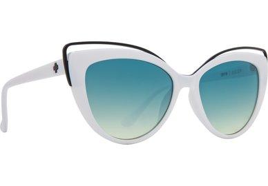 Slnečné okuliare SPY JULEP White