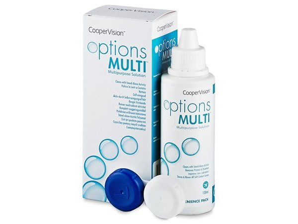 Options Multi 100 ml s púzdrom