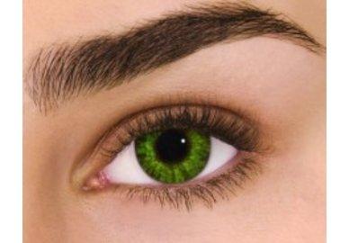 Air Optix Colors - Gremstone Green (2 šošovky mesačné) - nedioptrické