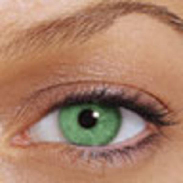 FreshLook One-Day Color - Green (10 šošoviek) - nedioptrické