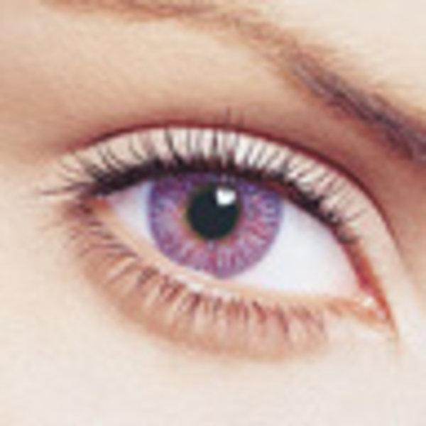 FreshLook Colors - Violet (2 šošovky mesačné) - nedioptrické