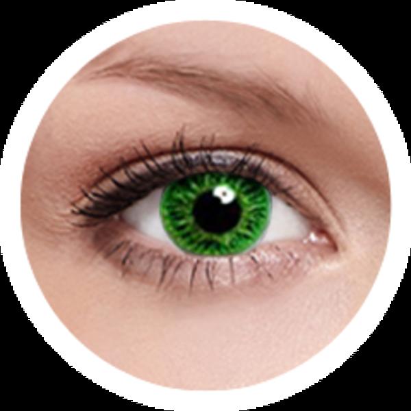 FreshKon - Cool Green (2 šošovky mesačné) - dioptrické