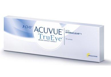 1-Day Acuvue TruEye (10 šošoviek)
