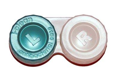 Anti-bakteriálne púzdro - Zelené
