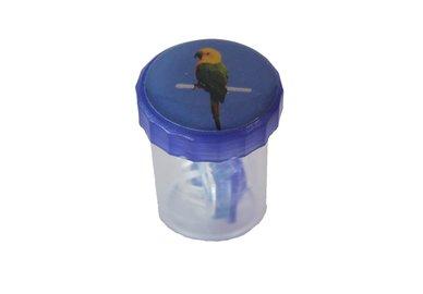 Hlboké púzdro - Papagáj