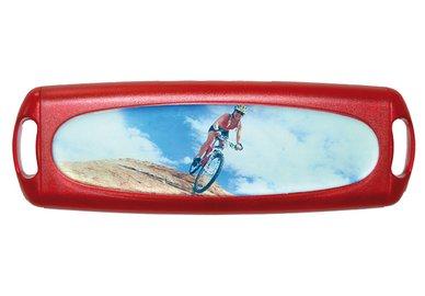 Púzdra na jednodenné šošovky športové - Cyklista