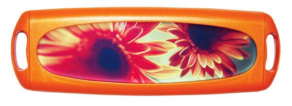 Púzdra na jednodenné šošovky kvetinky - Gerbera