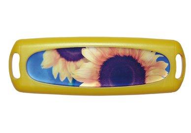 Púzdra na jednodenné šošovky kvetinky - Slnečnica