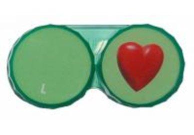 Ozdobné púzdro jednoobrázkové - Srdce