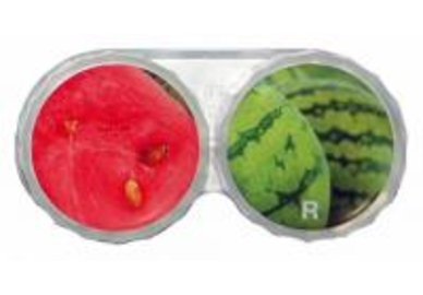 Klasické puzdro motív ovocia - Melón