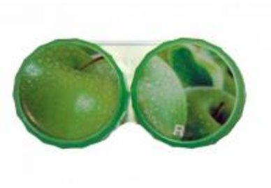 Klasické puzdro motív ovocie - Jablko