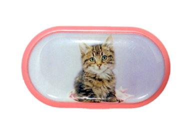 Púzdro so zrkadielkom motív Mačky - Mačiatko