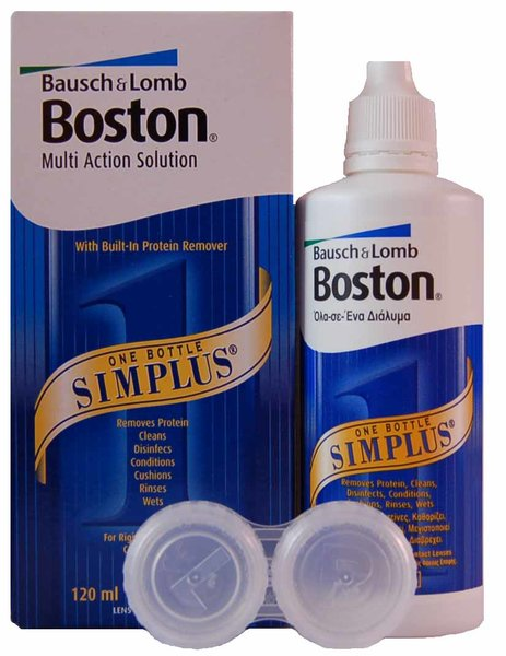 Boston 120 ml s púzdrom