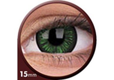 Phantasee Big Eyes - Lustrous Green (2 šošovky trojmesačné) - dioptrické - doprodej