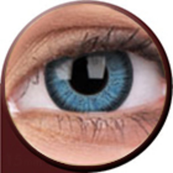 Phantasee Vivid - Blue (2 šošovky trojmesačné) - nedioptrické