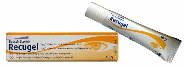 Viskózný gel Recugel 10 g