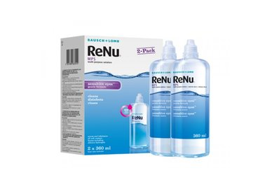 ReNu MPS Sensitive Eyes 2 x 360 ml s púzdry