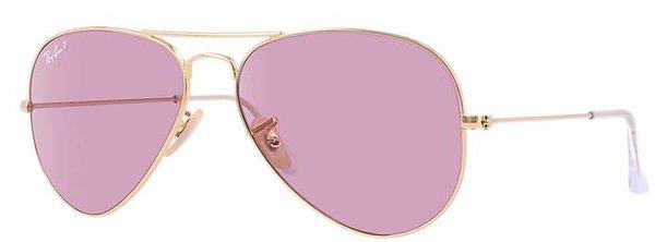 Slnečné okuliare Ray Ban RB 3025 001/15 - Polarizačný