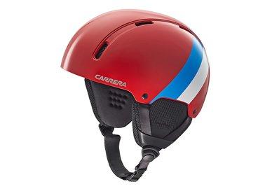 Carrera prilba CARRERA ID - červená