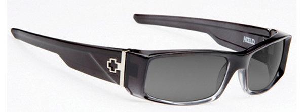 Slnečné okuliare SPY HIELO - Black Fade
