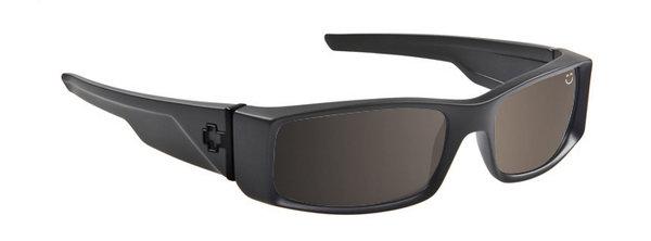 Slnečné okuliare SPY HIELO - Matte Black