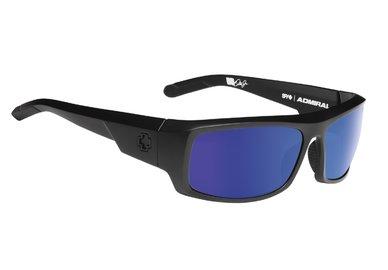 Slnečné okuliare SPY ADMIRAL - Matte Black Blue