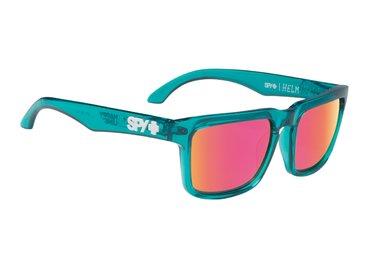 Slnečné okuliare SPY HELM Trans Teal - happy
