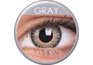 ColourVue 3 Tones - Grey (2 šošovky trojmesačné) - dioptrické