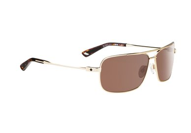 SPY slnečné okuliare Leo Gold - Happy bronze