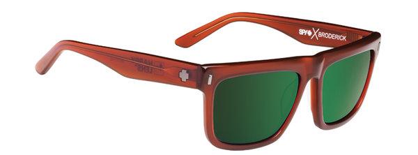 Slnečné okuliare SPY BRODERICK - Chestnut -  happy