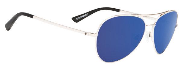 Slnečné okuliare SPY WHISTLER Silver / Blue - happy