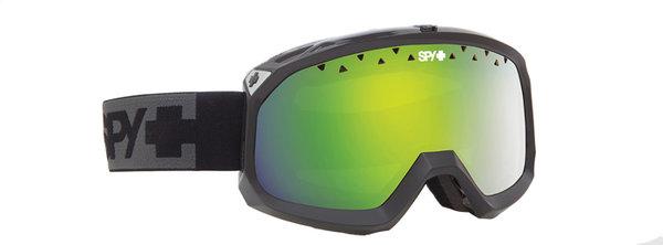 SPY Lyžiarske okuliare TREVOR - Black / Green Spectra