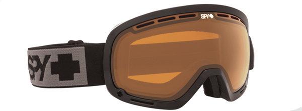 SPY Lyžiarske okuliare MARSHALL - Black / Persimmon