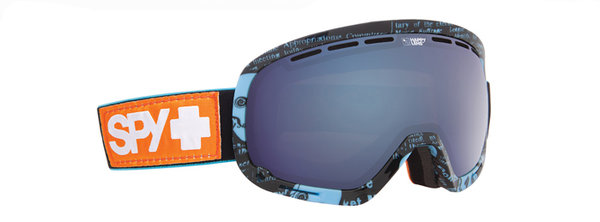 SPY Lyžiarske okuliare MARSHALL - All Dayer Blue