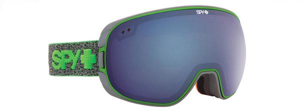 SPY Lyžiarske okuliare DOOM - Neon Spring / Blue - Happy