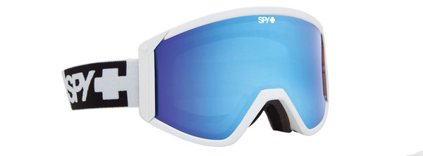 SPY Lyžiarske okuliare RAIDER - Matte White / Blue