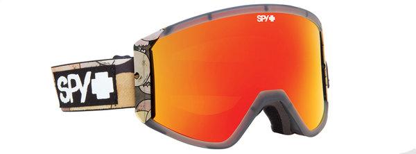 SPY Lyžiarske okuliare RAIDER - SPY+ Travis Millard