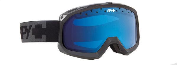 SPY Lyžiarske okuliare TREVOR - Black / Blue cocntact