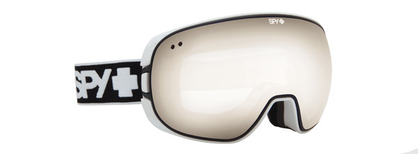 SPY Lyžiarske okuliare BRAVO - White