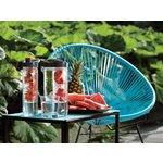 XD Design Fľaša s košíkom na ovocie - zelená