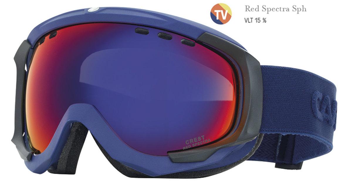 ef74a9f6f Lyžiarske okuliare Carrera CREST SPH - modré/red - Cena 94,80 € K ...