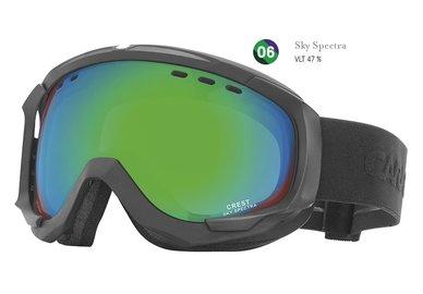 Lyžiarske okuliare Carrera CREST SPH - čierne / sky