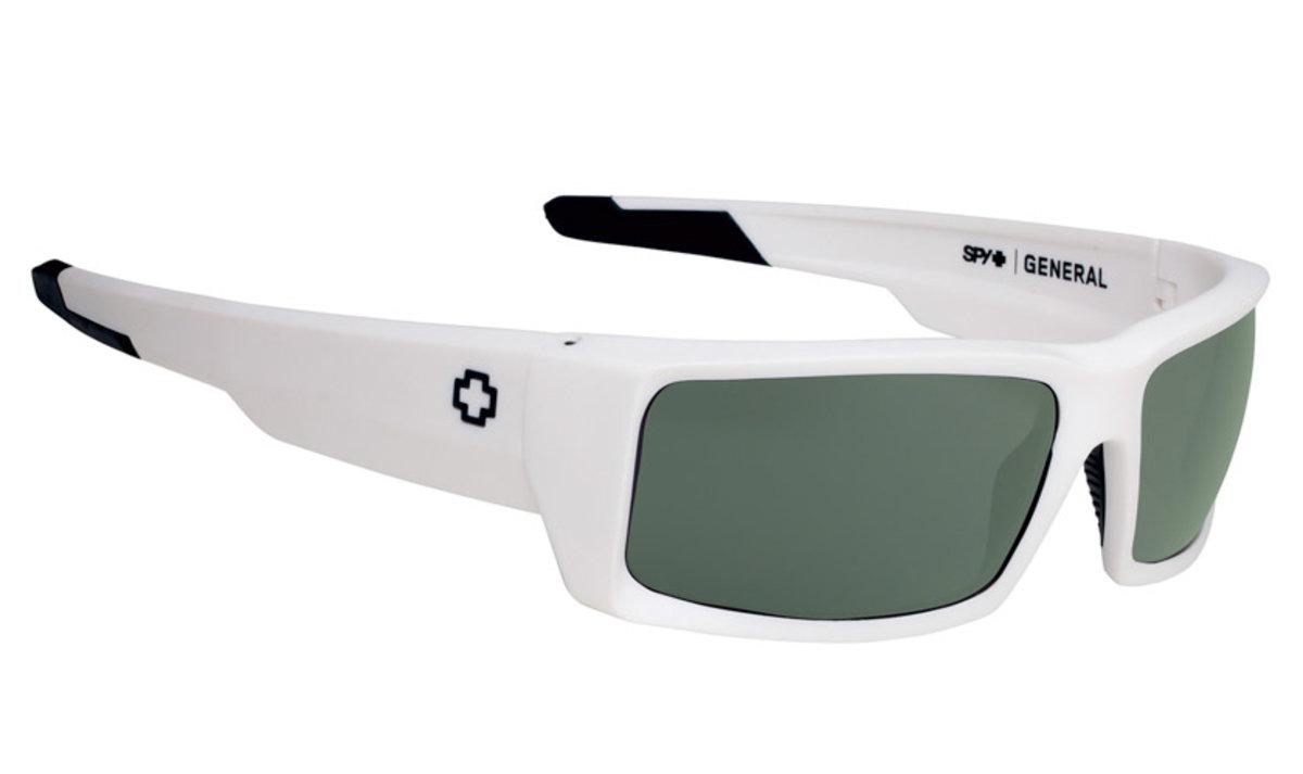 Slnečné okuliare SPY GENERAL - Matte White - happy - Cena 112 df3fda2fca1